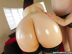 The ass worship with these girls has been taken to the ultimate level, every inch of these gorgeous asses were filmed.