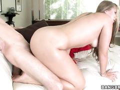 Hardcore ass pounding, cock sucking, and of course my favorite ass riding.