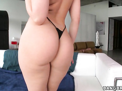 On this week update of Ass Parade, we brought back the sexy fat juicy ass Ms.