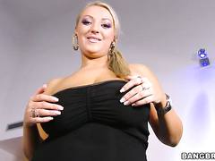 today we present to you Cristal Swift on our latest update of Big Tits Round Asses, her tits are new to Bangbros and amazing.