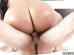 Watch Katrina Guzzle Big Hard Black Dick And Get Fucked Raw As Her Tits Bounce Up And Down.