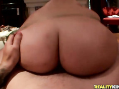 She did a little dance for me before any real action started and then she gave me a blowjob that I will be remembering for some time to cum.