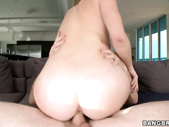 You all are gonna love her big ass bounce as she gets fucked.